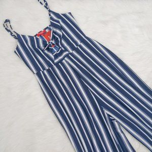 Guess Striped Jumpsuit